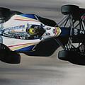 Ayrton Senna - Williams Renault Fw16 by Artem Oleynik