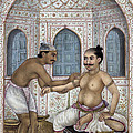 Ayurvedic Treatment, Snehana And Svedana by Wellcome Images