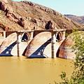 Az 2011 Apache Res - Coolidge Dam by Gregory Jeffries