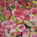 Azalea Medley by Shirley Braithwaite Hunt