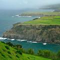 Azores Coastal Landscape by Gaspar Avila