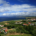 Azores Islands Landscape by Gaspar Avila