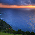 Azores Islands Sunset by Gaspar Avila