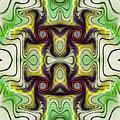 Aztec Art Design by Deborah Benoit