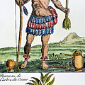 Aztec: Chocolate, 1685 by Granger