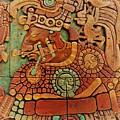 Aztec  by Mesa Teresita