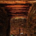 Aztec Ruins Doorway1 by Jonathan Fine