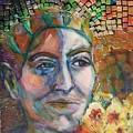 Aztec Woman by Lee Anne Stieglitz