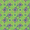 Azulejos Magic Pattern - 08 by Andrea Mazzocchetti