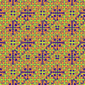 Azulejos Magic Pattern - 09 by Andrea Mazzocchetti