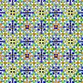 Azulejos Magic Pattern - 11 by Andrea Mazzocchetti