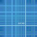 Azure Blue Abstract by Frank Tschakert
