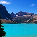 Azure Blue Mountain Lake by Greg Hammond