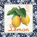 Azure Lemon 1 by Debbie DeWitt
