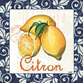 Azure Lemon 2 by Debbie DeWitt