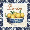 Azure Lemon 3 by Debbie DeWitt