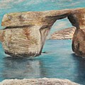 Azure Window - Before by Anthony Camilleri