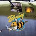 B-17 Restored by Rick Bragan
