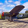 B-24 Liberator by Joe Geraci