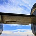 B-24j Tail  by Chuck Kuhn