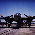 B-25 Bombers by Celestial Images