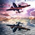B-25b Usaaf by Aaron Berg
