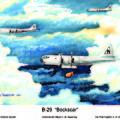 B-29 Bockscar by Dennis Vebert