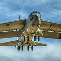 B-52 Departure Color by Tommy Anderson