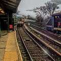 B Train At Voorhies by S Paul Sahm