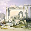 Baalbek, 1839 by Science Source