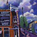 Babbitt Bldg. by Steve Lawton