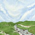 Babbling Brook by Michael Highsmith