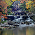 Babcock Grist Mill 2 by Michael Donahue