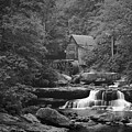 Babcock Grist Mill by Harold Stinnette