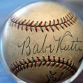 Babe Ruth Baseball. by W Scott McGill