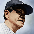 Babe Ruth by Granger