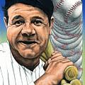 Babe Ruth by John D Benson