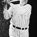 Babe Ruth by Zapista