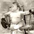 Baby Boxer by Daniel Napoli