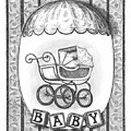 Baby Carriage by Adam Zebediah Joseph