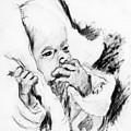 Baby Concern by Ron Bissett