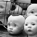 Baby Heads, No.1  by Andre Brown