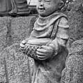 Baby Monk by Britta Loucas