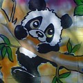 Baby Panda by Sylvester Wofford