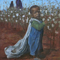 Baby Picking Cotton by Sylvia Castellanos