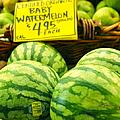 Baby Watermelons by Caroline Reyes-Loughrey
