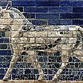 Babylon: Enamel Brick Bull by Granger