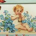 Baby's Happy New Year by Reynold Jay
