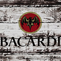 Bacardi Wood Art by Brian Reaves