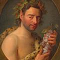 Bacchus by Charles-Andre van Loo